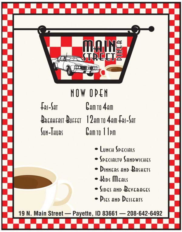Blackjack and company waynesboro menu