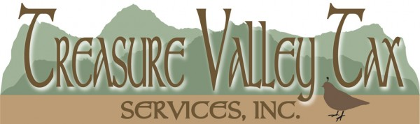 Treasure Valley Tax Services - Logo