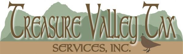 Treasure Valley Tax Services - Logo