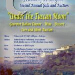 Frends of XL Hospice 2007 Gala Poster
