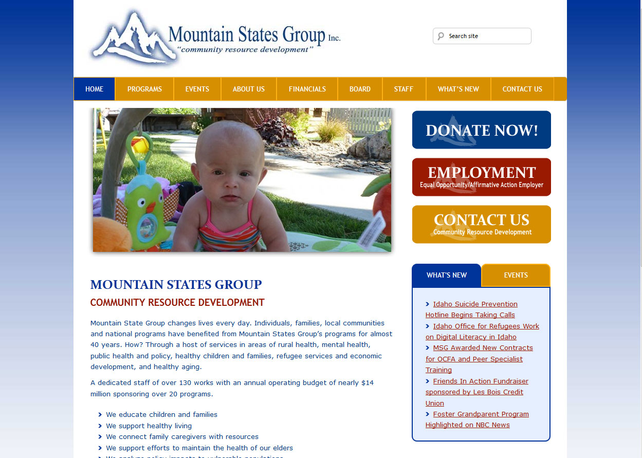 Mountain States Group