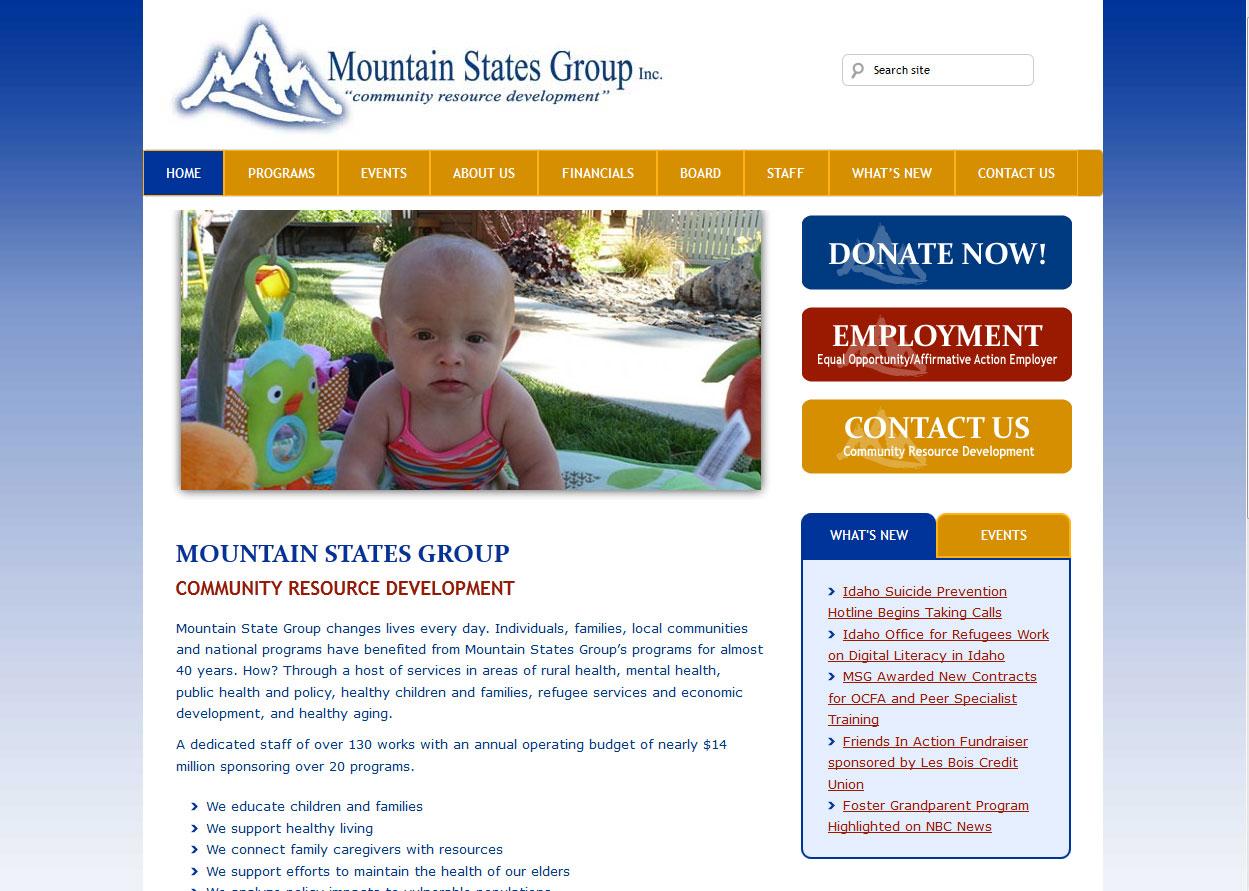 Mountain States Group