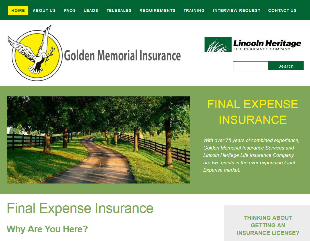 Final For You - Insurance Broker Website