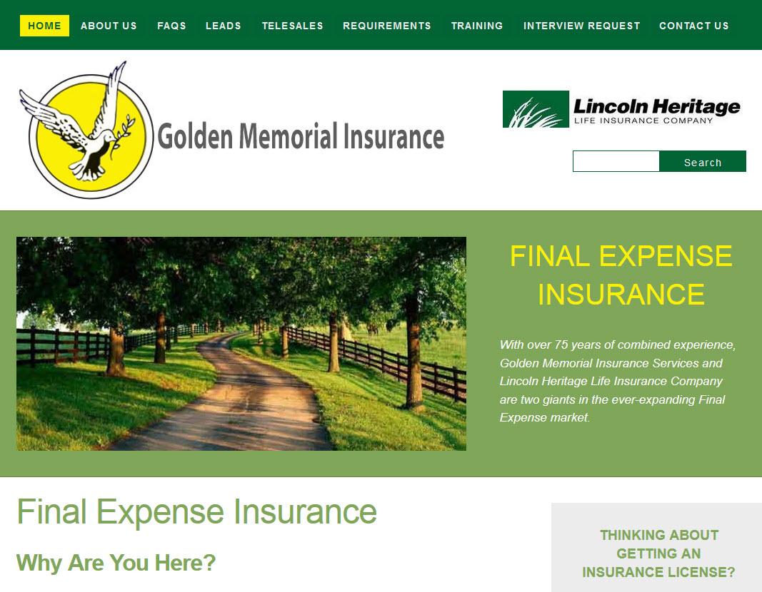 Final For You - Insurance Broker Website