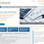 Hytrek CPA - Accountant Website Design